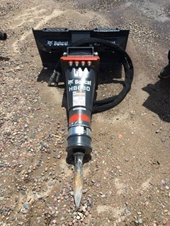 Hydraulic Hammer :  Bobcat HB680