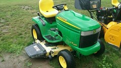 Riding Mower For Sale 2004 John Deere LX280 , 18 HP