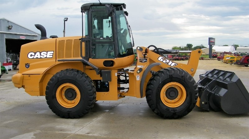 2017 Case 621F  Wheel Loader For Sale