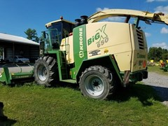 Forage Harvester-Self Propelled For Sale 2007 Krone Big X 650