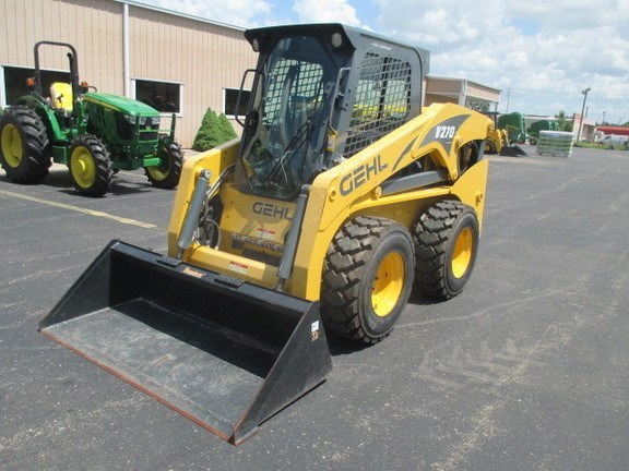 2013 Gehl V270 Skid Steer For Sale