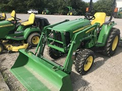 Tractor For Sale:  2016 John Deere 3032E , 32 HP