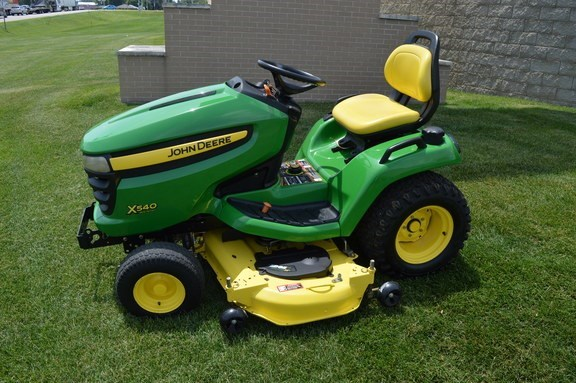 2008 John Deere X540 Riding Mower For Sale