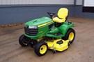 Riding Mower For Sale:  2016 John Deere X758 , 24 HP
