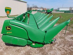 Header-Corn For Sale 2015 John Deere 612C Stalkmaster