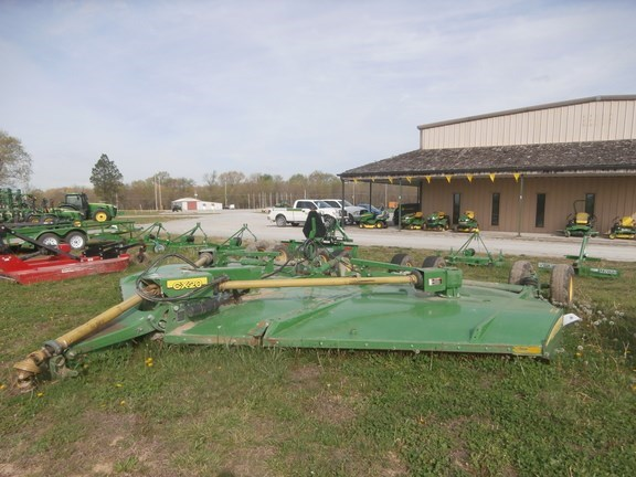 2014 John Deere CX20 Rotary Cutter For Sale