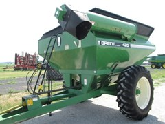Grain Cart For Sale:  Brent 420