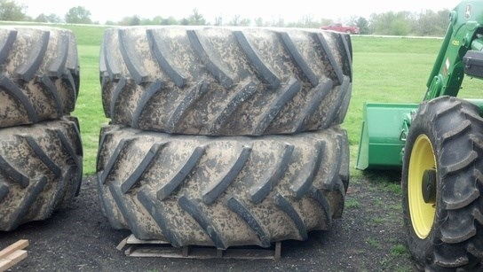 2011 Ag Chem Flooter Tires Rogator Misc. Construction For Sale