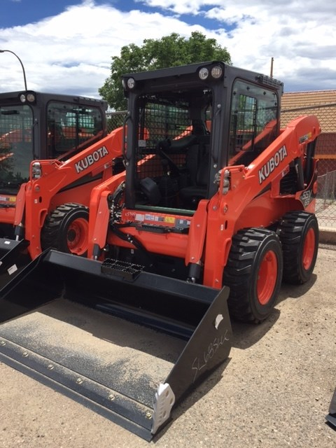 2018 Kubota SSV65 Skid Steer For Sale