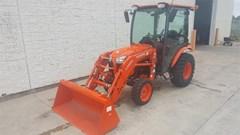 Tractor  2017 Kubota B3350HSDC , 33 HP