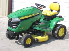 Riding Mower For Sale 2014 John Deere X304 , 18 HP