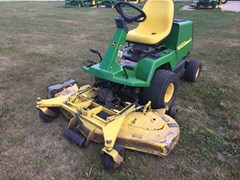Riding Mower For Sale:  2005 John Deere F725