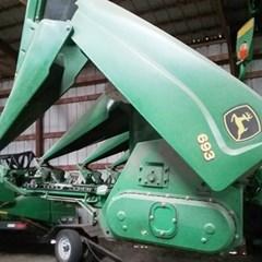 Header-Corn For Sale:  2006 John Deere 693 6x30
