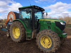 Tractor For Sale 2012 John Deere 6125R , 125 HP