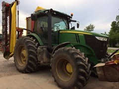 Tractor For Sale 2012 John Deere 7230R , 230 HP