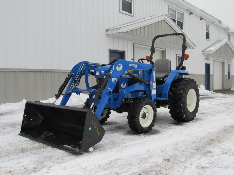2009 New Holland T1510 Tractor For Sale