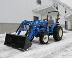 Tractor For Sale: 2009 New Holland T1510, 30 HP