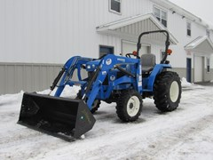 Tractor For Sale:  2009 New Holland T1510 , 30 HP