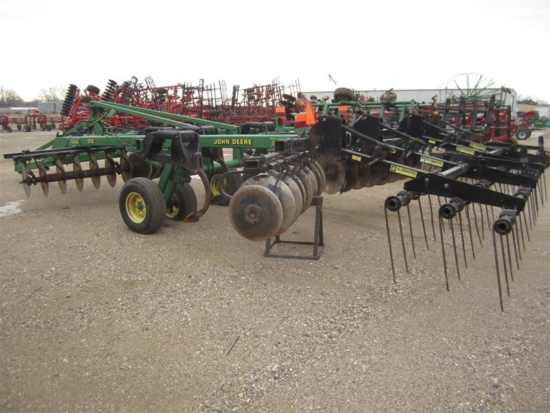2001 John Deere 512 Rippers For Sale