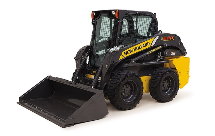 2020 New Holland L220 Skid Steer For Sale