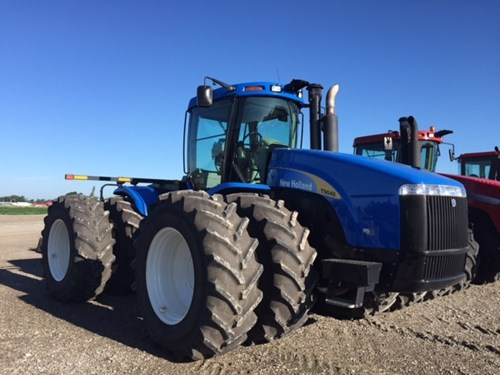 Tractor For Sale:  2009 New Holland T 9040 , 435 HP