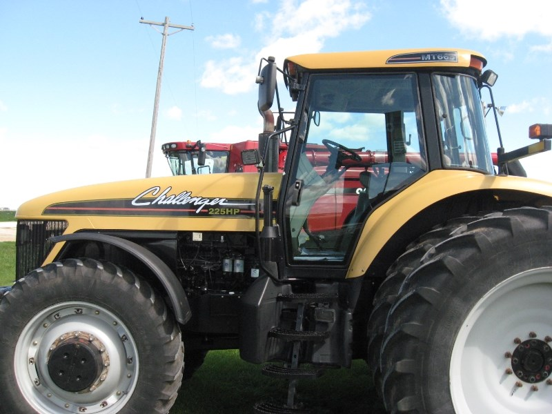 2002 Challenger MT 665 Tractor For Sale