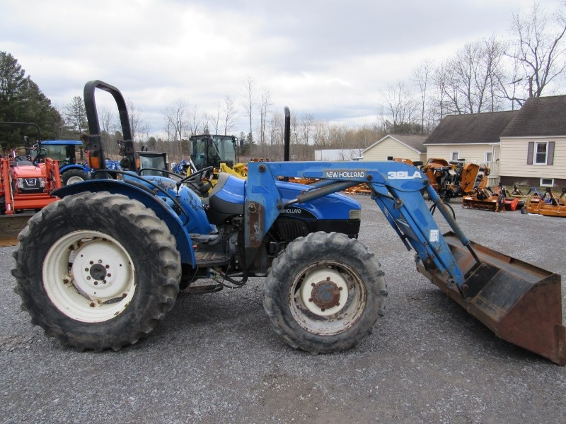 New Holland TN65 Tractor For Sale