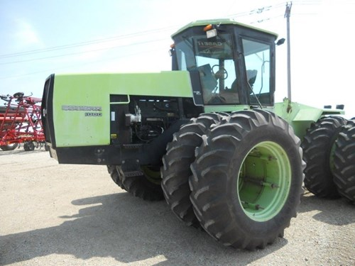 Tractor For Sale:  1986 Steiger COUGAR 1000 , 280 HP