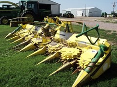 Forage Head-Rotary For Sale:  2008 John Deere 688