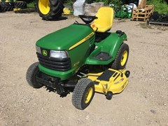 Riding Mower For Sale:  2012 John Deere X724