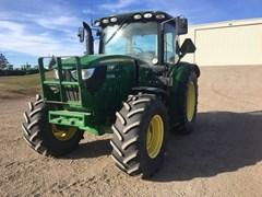 Tractor For Sale:  2013 John Deere 6105R , 105 HP