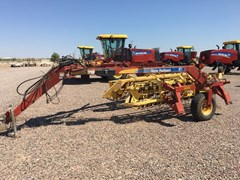 Hay Rake-Unitized V Wheel For Sale:  New Holland 216