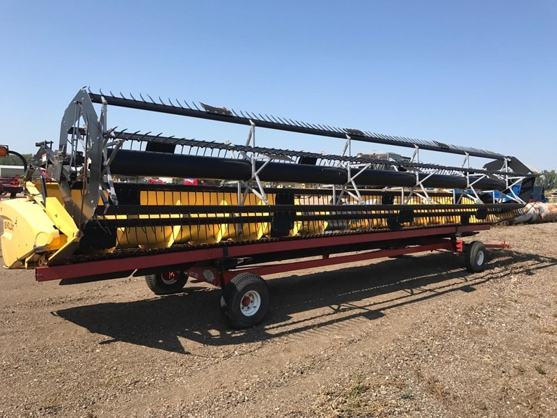 2002 New Holland 73C Header/Platform For Sale