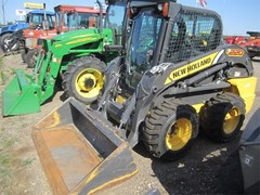 Skid Steer For Sale:  2014 New Holland L220