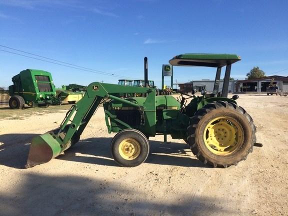1989 John Deere 2155 Tractor For Sale
