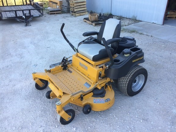 2017 Hustler Raptor Flip Up Riding Mower For Sale