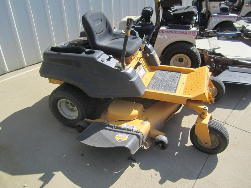 2011 Cub Cadet RZTS50 Zero Turn Mower For Sale