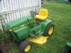 Riding Mower For Sale 1982 John Deere 210 , 10 HP