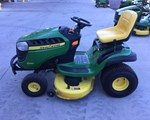 Riding Mower For Sale: 2016 John Deere D130, 22 HP