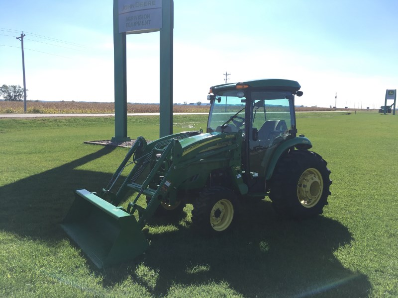 2012 John Deere 4720 Tractor - Compact For Sale