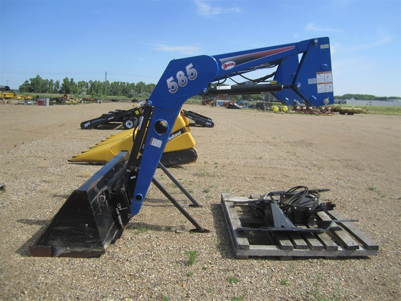 2011 Koyker 585 Front End Loader Attachment For Sale
