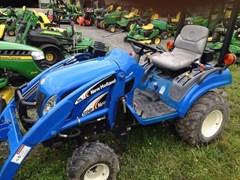 Tractor For Sale 2005 New Holland TZ24DA , 25 HP
