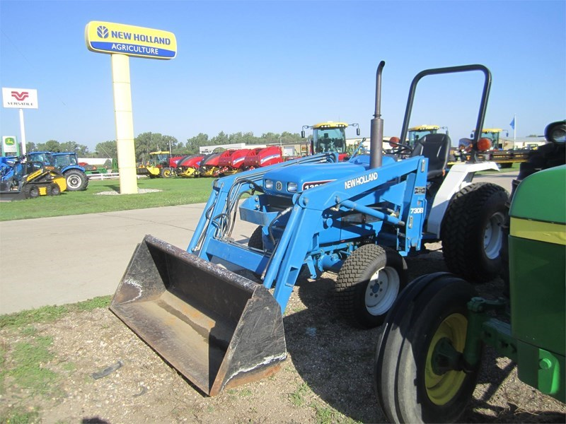 1995 Ford 1320 Tractor For Sale