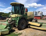 Windrower-Self Propelled For Sale: 2005 Krone BIG MII