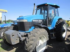 Tractor For Sale:  1998 New Holland 8770 , 190 HP