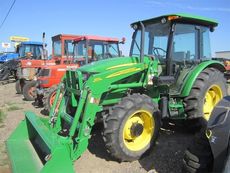2011 John Deere 5083E Tractor For Sale