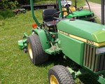 Tractor For Sale: 1990 John Deere 670, 19 HP