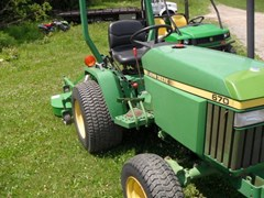 Tractor For Sale:  1990 John Deere 670 , 19 HP