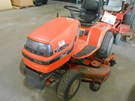 Riding Mower For Sale:  2000 Kubota G1800S