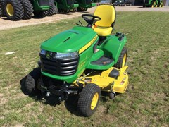 Riding Mower For Sale:  2014 John Deere X754 , 24 HP